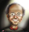Cartoon: Atilla Atala (small) by saadet demir yalcin tagged saadet,sdy,syalcin,turkey,atillaatala,portrait