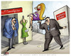 Cartoon: Cooperation... (small) by saadet demir yalcin tagged saadet,sdy