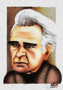 Cartoon: Emil Cioran (small) by saadet demir yalcin tagged syalcin,romania