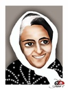 Cartoon: Indra Gandhi (small) by saadet demir yalcin tagged igandhi,syalcin