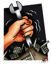 Cartoon: power... (small) by saadet demir yalcin tagged syalcin
