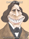 Cartoon: CHOPIN SMILE (small) by T-BOY tagged chopin