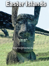 Cartoon: Easter Islands (small) by T-BOY tagged easter,islands