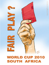 Cartoon: WORLD CUP FIFA 2010 (small) by T-BOY tagged fifa,2010,world,cup