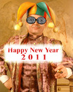 Cartoon: HAPPY NEW YEAR  2011 (small) by T-BOY tagged happy,new,year,2011