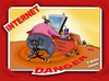 Cartoon: INTERNET DANGER (small) by T-BOY tagged internet,danger