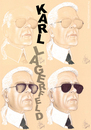 Cartoon: KARL  LAGERFELD (small) by T-BOY tagged karl,lagerfeld,designer,trendsetter