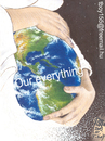 Cartoon: OUR EVERYTHING (small) by T-BOY tagged our,everything