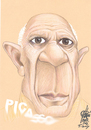 Cartoon: PICASSSSSOOOO (small) by T-BOY tagged picasssooo