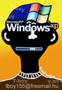 Cartoon: WINDOWS FACE (small) by T-BOY tagged face