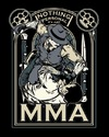Cartoon: Nothing personal (small) by Braga76 tagged mma,print,gangster