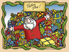 Cartoon: Merry Christmas (small) by Nottel tagged weihnachten