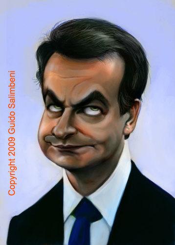 ... caricaturas ...quién soy ... - Página 2 Zapatero_caricatura_603535