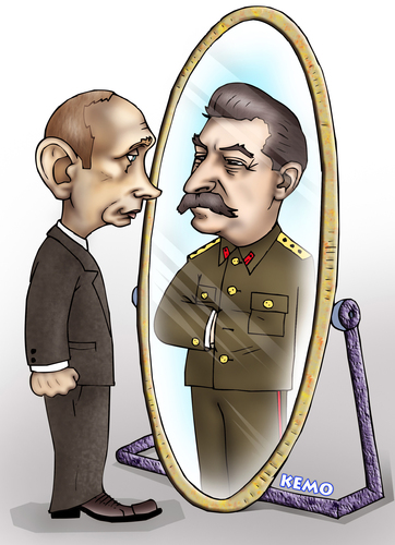 Image result for putin dictatorship cartoon