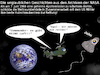 Cartoon: great american history (small) by wheelman tagged raumfahrt,apollo,nasa,rettung,usa