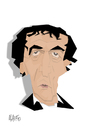 Cartoon: Toma CARAGIU caricature (small) by geomateo tagged toma,caraciu,romanian,romania,actor