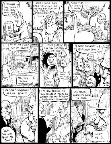 Cartoon: Tbags one (medium) by davyfrancis tagged comics,