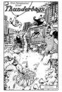 Cartoon: Thunderbags cover (small) by davyfrancis tagged comics,