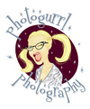 Cartoon: photogurrl photography (small) by michaelscholl tagged wink,girl,pigtails