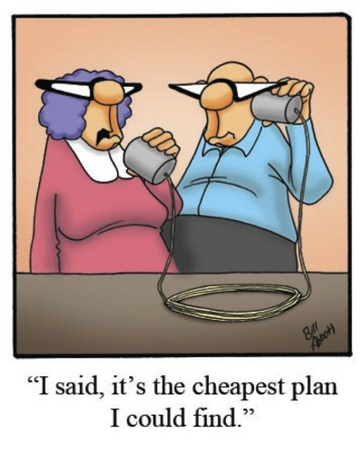 Cell Phone Plan By Billcartoons | Media & Culture Cartoon ...