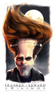 Cartoon: Franken-Edward - twilight (small) by fantasio tagged frankenstein,edward,twilight,team,vampire,werewolf