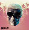 Cartoon: Heino - Skullified (small) by fantasio tagged heino,skulls