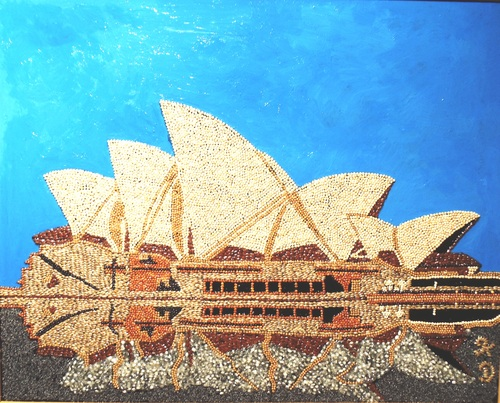 Opera House Cartoon Cartoon Opera of Sydney