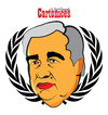 Cartoon: Guterres na ONU (small) by jose sarmento tagged guterres,na,onu