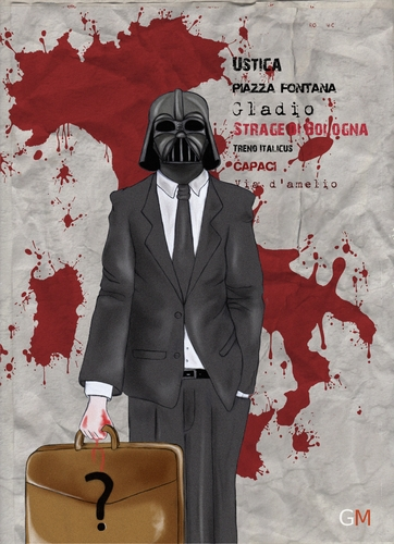Cartoon: Welcome to the dark side (medium) by gianluca tagged italy