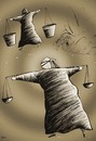 Cartoon: justice (small) by oguzgurel tagged humor