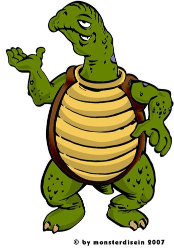 Photo Collection Funny Turtles Cartoon Animals
