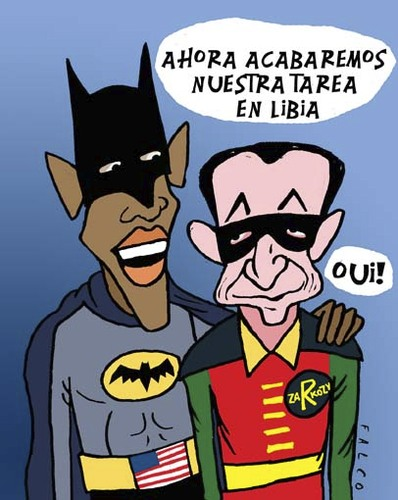 Batman and Robin By alexfalcocartoons | Politics Cartoon ...