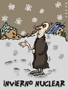 Cartoon: nuclearwinter (small) by alexfalcocartoons tagged nuclearwinter