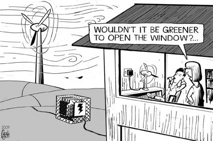 Wind Turbine Free Stock Photo - Public Domain Pictures