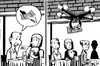 Cartoon: Drone restaurant (small) by sinann tagged drone,restaurant,service