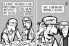 Cartoon: Google Glass (small) by sinann tagged google,glass,glasses,search
