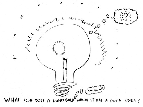 What Do Lightbulbs Think By Laughzilla