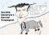 Cartoon: Jerome Kerviel scapegoat cartoon (small) by BinaryOptions tagged jerome,kerviel,societe,generale,bank,banking,scandal,scapegoat,eur,euro,infamous,notorious,disgraced,political,caricature,editorial,business,comic,cartoon,optionsclick,binary,options,trader,option,trading,trade,news,satire