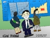Cartoon: Polluted air Asian trading comic (small) by BinaryOptions tagged optionsclick,options,binary,option,trader,trade,trading,markets,capital,news,caricature,comic,webcomic,mask,facemask,asia,asian,air,pollution,financial,editorial,business