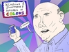 Cartoon: Steve Ballmer caricature (small) by BinaryOptions tagged steve,ballmer,ceo,windows,microsoft,smartphone,caricature,editorial,cartoon,comic,binary,options,option,trader,optionsclick,business