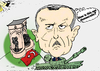 Cartoon: Turkey Erdogan Caricature (small) by BinaryOptions tagged erdogan,caricature,editorial,political,cartoon,politics,politician,turkey,istanbul,taksim,tank,force,democracy,binary,option,options,trade,trader,trading,optionsclick,news,business,opinion,webcomic