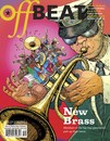 Cartoon: Offbeat Magazine Cover (small) by wambolt tagged music jazz neworleans brassbands louisiana magazine cover