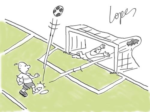 football ball cartoon. Cartoon: Loose Football Cleat