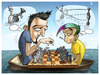 Cartoon: cheSS (small) by gamez tagged chess,sexy,sea