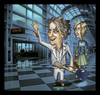 Cartoon: Goran Brrrr (small) by gamez tagged goran,bregovic,airport,band,instrument,kuadratomany,dame,lady,gaga,blue,white,light,gmz,gamez,gomes,lucky,man,woman,womaen,men,chess