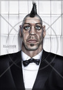 Cartoon: TiLLLindemann (small) by gamez tagged gmz