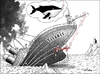 Cartoon: Titanic (small) by Ridha Ridha tagged titanic,cartoon,by,ridha
