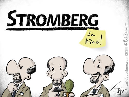Stromberg Der Film By Carlo Buchner Media Culture Cartoon Toonpool