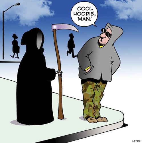 Cool Hoodie By Toons Philosophy Cartoon Toonpool