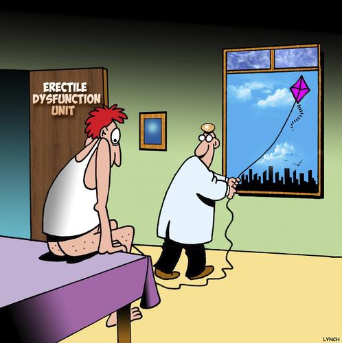 Sexual dysfunction cartoon
